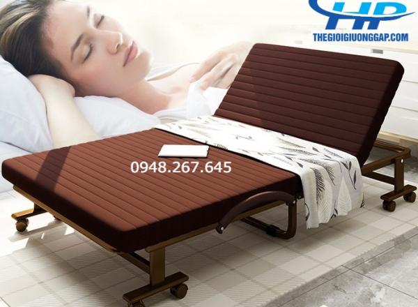 Giường gấp cao cấp Hàn Quốc HQ120